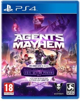 Agents of Mayhem [PS4]