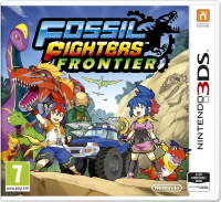 Fossil Fighters: Frontier [3DS]