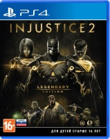 Injustice 2 (Legendary Edition) [PS4]