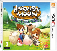 Harvest Moon: The Lost Valley [3DS]
