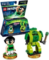 LEGO Dimensions Fun Pack (71343) - The PowerPuff Girls (Buttercup, Mega Blast Bot)