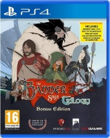 The Banner Saga Trilogy - Bonus Edition [PS4]