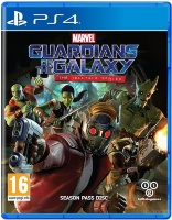 Marvel's Guardians of the Galaxy Telltale's Games (Стражи галактики) [PS4]