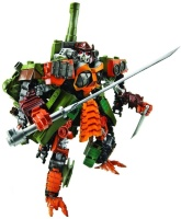 Фигурка Transformers Human Alliance - Decepticon Bludgeon (15 см)