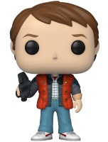 Фигурка Funko POP! Vinyl: BTTF: Marty in Puffy Vest 48705