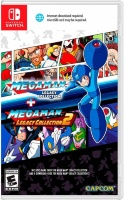 Mega Man Legacy Collection 1 + 2 [Switch]