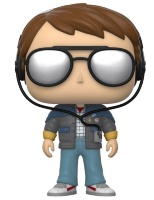Фигурка Funko POP! Vinyl: BTTF: Marty w/glasses  46912