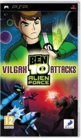Ben 10: Alien Force [PSP]