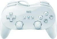 Wii Controller Classic Pro (White)