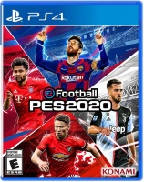 eFootball PES 2020 (Pro Evolution Soccer 2020) [PS4]