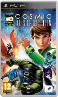 Ben 10: Ultimate Alien Cosmic Destruction [PSP]