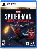 Marvel's Spider-Man: Miles Morales (Человек-Паук) Ultimate Launch Edition [PS5]
