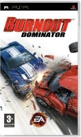 Burnout Dominator [PSP]