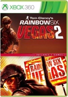 Tom Clancy's Rainbow Six Vegas + Rainbow Six Vegas 2 [Xbox 360]