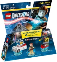 LEGO Dimensions Level Pack (71228) - Ghostbusters