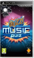 Buzz! The Ultimate Music Quiz [PSP]