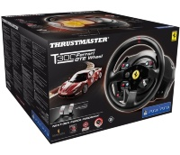 Руль Thrustmaster T300 Ferrari GTE EU Version [PS4\PS3]