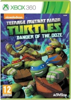 Teenage Mutant Ninja Turtles: Danger of the OOZE [Xbox 360]