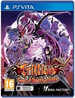 Trillion 1,000,000,000,000 God of Destruction [PS Vita]