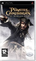 Disney - Pirates Of The Caribbean: At World's End  [PSP]