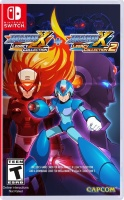 Mega Man X Legacy Collection 1 + 2 [Switch]