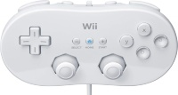 Wii Controller Classic (White)