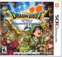 Dragon Quest 7: Fragments of Forgotten Past [3DS]