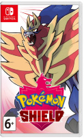 Pokemon Shield Day 1 Edition [Switch]