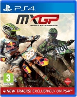 MXGP The Official Motocross Videogame [PS4]