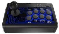 Джойстик Retro Arcade Fighting Game Controller 7 in 1 Android/PC/PS3/PS4/Switch (Dobe TP4-1886)