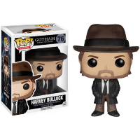Фигурка Funko POP! Vinyl: Gotham: Harvey Bullock 9.5 см