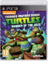 Teenage Mutant Ninja Turtles: Danger of the OOZE [PS3]