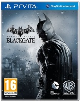 Batman: Arkham Origin: Blackgate [PS Vita]