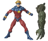 Фигурка Hasbro Marvel Legends Mar-Vell 15см E7347