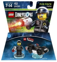 LEGO Dimensions Fun Pack (71213) - Lego Movie (Bad Cop, Police Car)