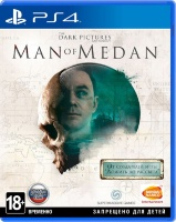 The Dark Pictures: Man of Medan [PS4]