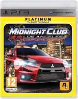 Midnight Club: Los  Angeles (Complete Edition) [РS3]
