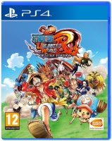One Piece Unlimited World Red (Deluxe Edition) [PS4]