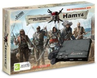 HAMY 4 (8bit / 16bit) Assassin Creed Black (350 игр)
