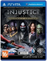 Injustice: Gods Among Us (Ultimate Edition) [PS Vita]