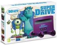 16 bit Приставка Sega Super Drive Monster Inc (50 игр)