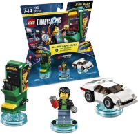 LEGO Dimensions Level Pack (71235) - Midway Retro Gamer