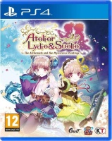 Atelier Lydie & Suelle: The Alchemists & The Mysterious Paintings [PS4]