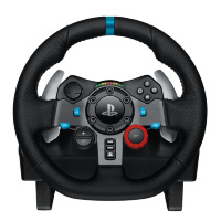 Руль Logitech G29 Driving Force [PS4/PS3/PC]