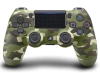 DualShock 4 (Green Camouflage) [PS4]