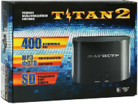 Magistr TITAN 2 (Sega - Dendy - SD карта) (400 игр)