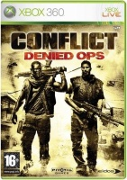 Conflict: Denied Ops [Xbox 360]