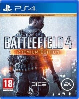 Battlefield 4 (Premium Edition) [PS4]