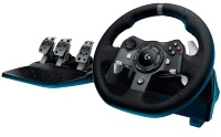 Руль Logitech G920 Driving Force [Xbox One/PC]
