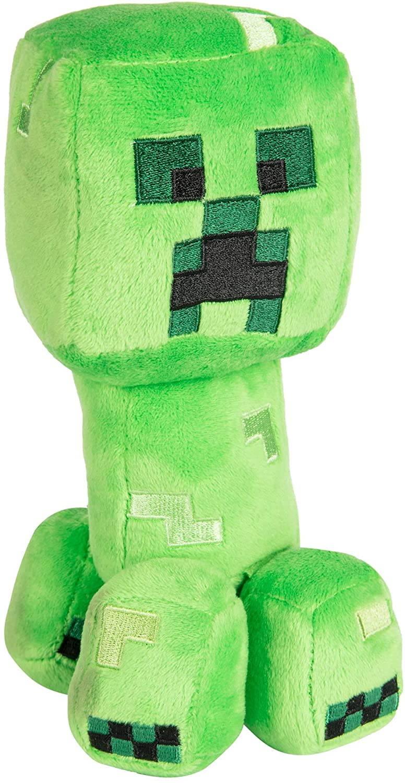 купить игрушки из майнкрафта мягкие #7